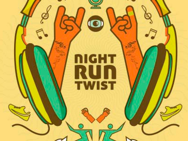 Night Run Twist