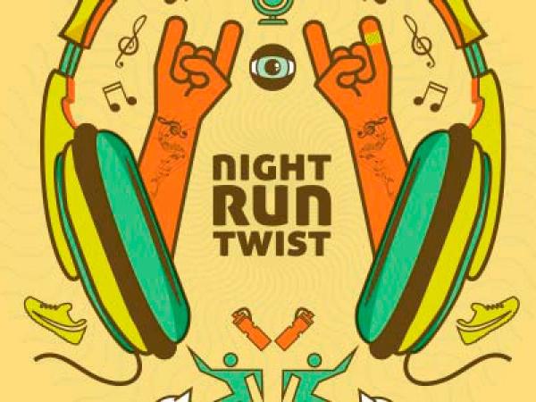 Night Run Twist - 1