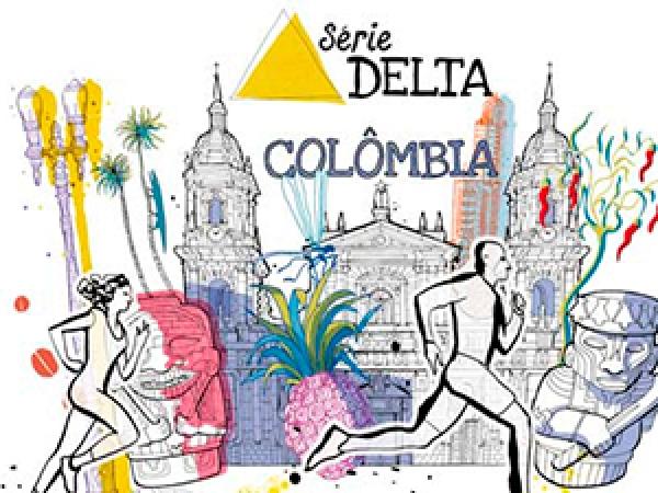 Série Delta - Etapa Colômbia - 1
