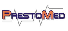 Logomarca da PrestoMed